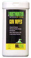Bull Frog VpCI Rusthunter Gun Wipes corrosion, rust, corrosion inhibitor, corrosion control, rust inhibitor, rust remover, rust control, cortec, vpci, ecorr, corrosion protection, VCI-BF-35292383-12, bull frog firearm cleaner, firearm cleaner, gun cleaner, rust blocker, gun wipes, bull frog gun wipes