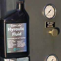 CorrLube   VpCI Hydraulic Fluid 55   Corrosion Protection