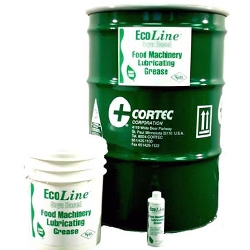 Cortec Ecoline VpCI | Food Machinery Lubricating Grease - 5 Gal corrosion, rust, corrosion inhibitor, corrosion control, rust inhibitor, rust remover, rust control, cortec, vpci, ecorr, VCI-FOODMACHINELUBE-5, ecoline, ecoline lubricant, all purpose lubricant, corrosion prevention lubricant, food machinery lubricant